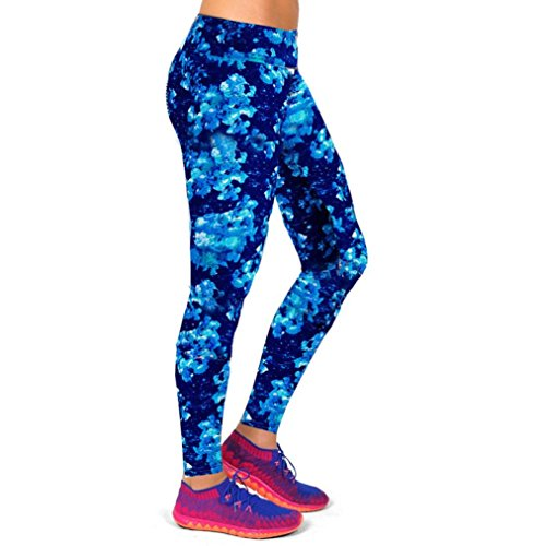 Internet High Waist Fitness Yoga Sport Pants Stretch Leggings