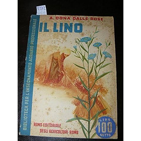 Il lino. II edizione. XX
