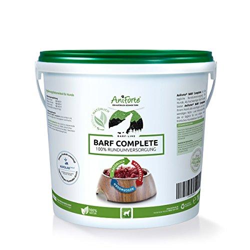 AniForte B.A.R.F. Complete 1 kg- Naturprodukt für Hunde Test