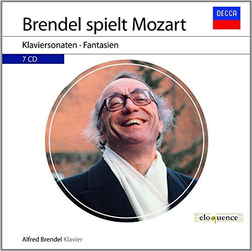 Brendel spielt Mozart - Klaviersonaten, Fantasien (Erstaunliche Fantasie)