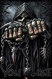 empireposter - Game Over Reaper - Spiral - Größe (cm), ca. 61x91,5 - Poster, NEU -