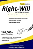 Right Will - Write and sign your own Will, in minutes!
