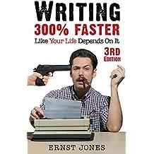 Writing: 300% Faster (English Edition)