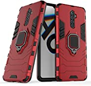 FanTing Case for Oppo Realme X2 Pro, Rugged and shockproof,with mobile phone holder, Cover for Oppo Realme X2