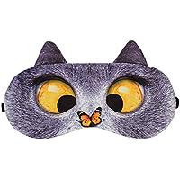 remeehi 3D Hardcover Creative Hund Face Cartoon Augen Schlaf Maske Ice Pack Patch für Light Shading Bezug für... preisvergleich bei billige-tabletten.eu