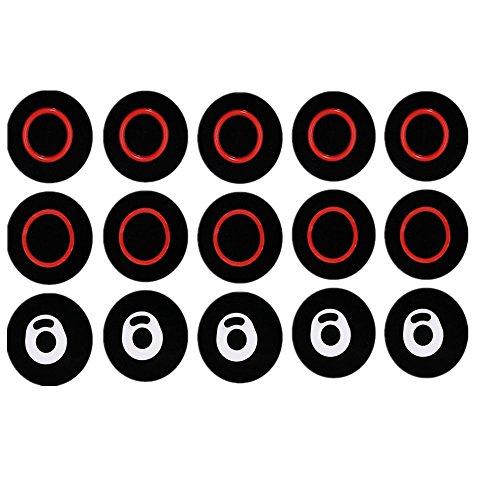 DEKPRO 5 juegos anillo sellado repuesto Smok TFV8