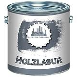 Lausitzer Farbwerke Holzlasur traditionelles Terrassenöl HolzschutzlasurHolzschutzanstrichSpezial-Lasur