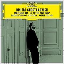 "Shostakovich: Symphonies Nos. 4 & 11 ""The Year 1905"""
