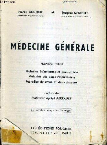 MEDECINE GENERALE N6/ COLLECTION LES PROFESSIONS MEDICALES ET SOCIALES.