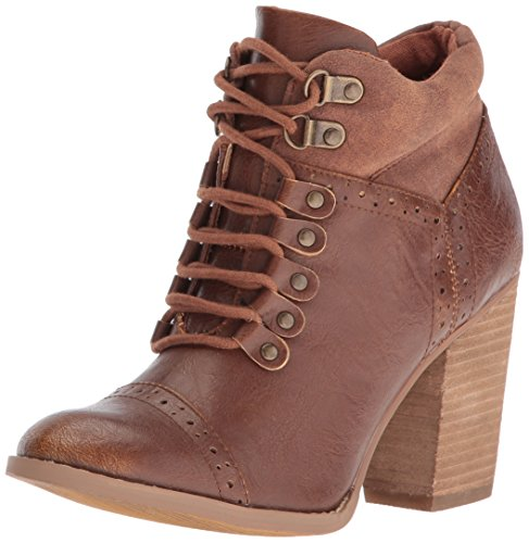 Not Rated Bearwood Femmes Synthétique Botte Tan