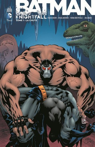 Batman Knightfall. Tome 1 : La Chute de Collectif (2012) Broché