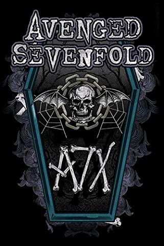 Avenged Sevenfold Chain Coffin Maxi Poster