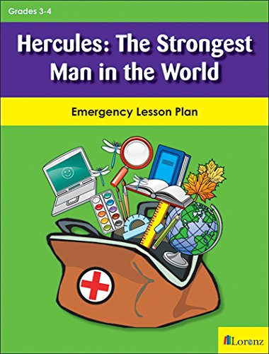 hercules-the-strongest-man-in-the-world-emergency-lesson-plan-english-edition