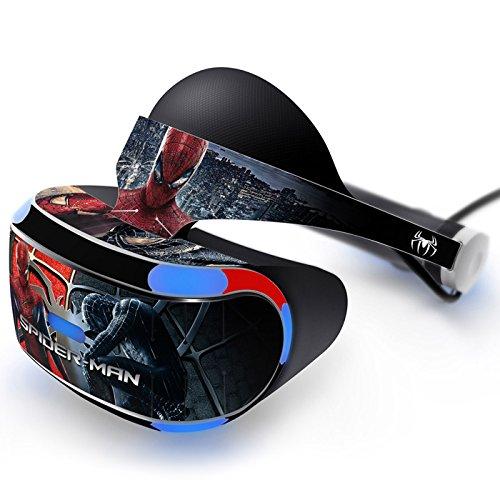 Sony PlayStation VR Schutzfolien Set - Spiderman /VR