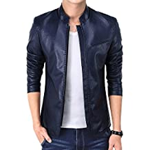 Blu Pelle Amazon Blu Pelle Giacca Amazon it Giacca it Amazon zxqvwU