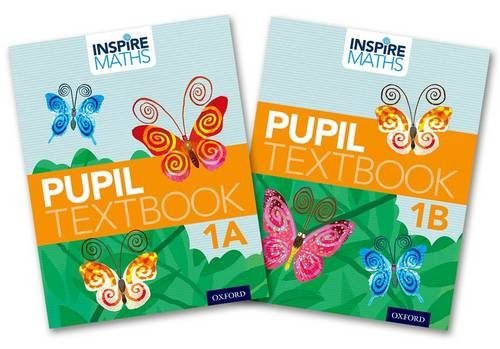Inspire Maths: Pupil Book 1 AB (Mixed Pack)