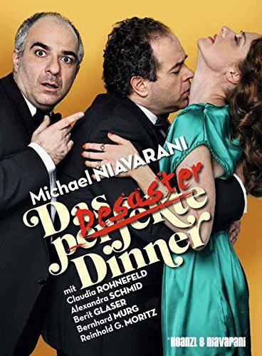 Das perfekte Desaster Dinner [2 DVDs] Kunst-dinner