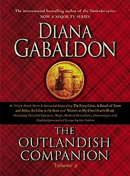 The Outlandish Companion Volume 2 di [Gabaldon, Diana]