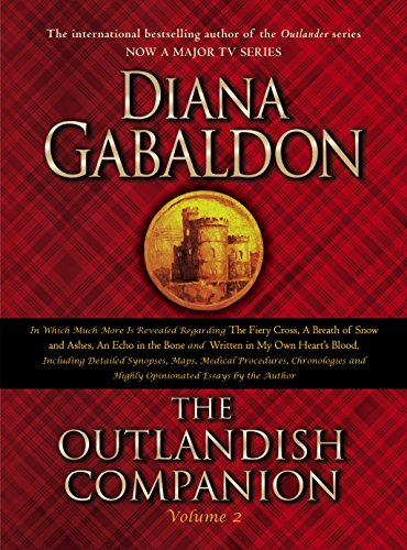 The Outlandish Companion Volume 2 (Outlander)