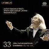 Bach: Cantates sacrées Vol. 33 BWV 41, 92, 130