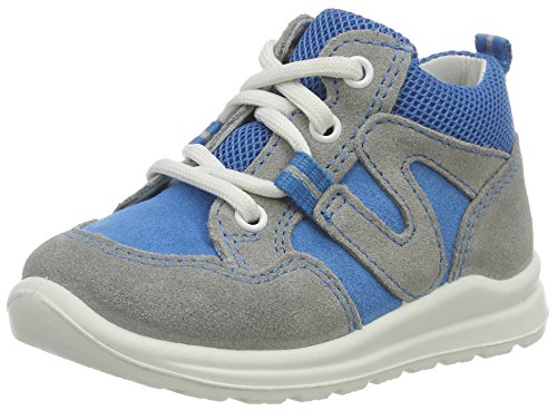Superfit Mel, Chaussures Marche Bébé Garçon Blau (türkis Kombi)
