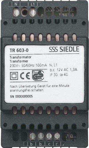Siedle TR 603-0 Transformator