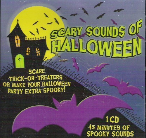 Scary Sounds Of Halloween (Scary Sounds Halloween)