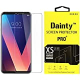 Dainty Tempered Glass Screen Guard for LG V30+ Plus (6 inch)