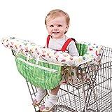 Descrizione: Prodotto di alta qualità. Può dare al bambino una maggiore protezione. Adatto per cuscino del carrello della spesa, cuscino per sedia da pranzo. Realizzato in tessuto stampato in velluto di pesca, riempito con cotone cavo. Durevole, morb...