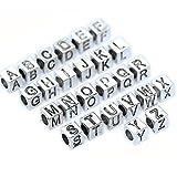 DIY Schmuck Material A-Z 26 Buchstaben für die Herstellung von Ornamenten Geschenke