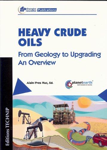 Heavy crude oils