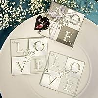 Mirror Finish Love Coaster Sets - 36 count by Fashioncraft preisvergleich bei billige-tabletten.eu