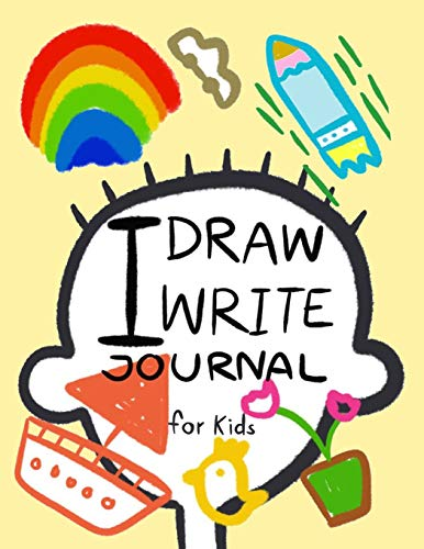 i draw i write journal for kids (Grade Level 3 - 5) por Cris Lemon