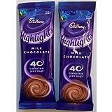 Cadbury Highlights Milk Chocolate Individual Sachets