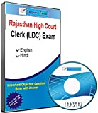#2: Rajasthan High Court LDC (Lower Division Clerk) Exam, Important Objective Question Bank with Answer in English DVD, By Toppersexam