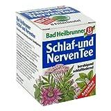 BAD HEILBRUNNER Tee Schlaf- und Nerven Filterbeut. 8 St