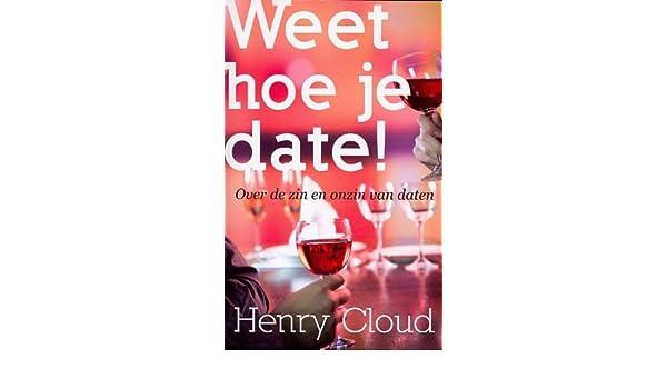 grenzen in dating Henry Cloud