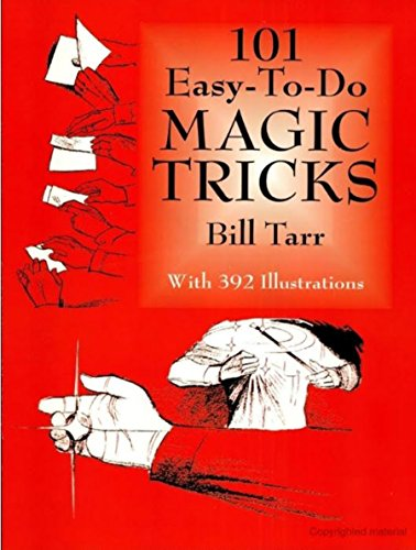 101 Easy-to-Do Magic Tricks (Dover Magic Books) (English Edition ...
