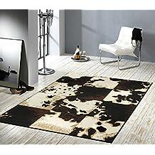 Suchergebnis auf Amazon.de für: kuhfell teppich patchwork