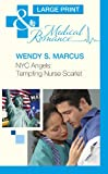 NYC Angels: Tempting Nurse Scarlet (Mills & Boon Largeprint Medical)