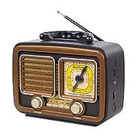 EVERTON RT-832BT (RT-3073) ŞARJLI + PİLLİ + FENERLİ 3 BAND RADYO (USB+SD+FM+BLUETOOTH)