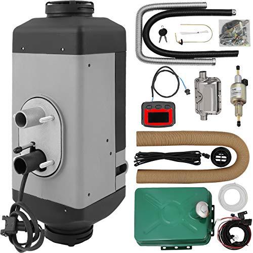 Frantools Standheizung 2.2KW Diesel Lufterhitzer für Auto und Campingwagen