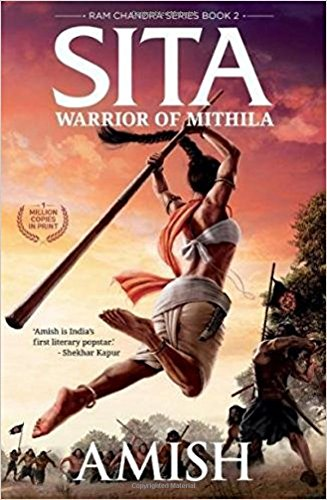Sita – Warrior of Mithila by Amish Tripathi Book Review, Buy Online