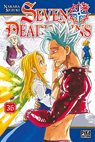 Seven Deadly Sins Edition simple Tome 36