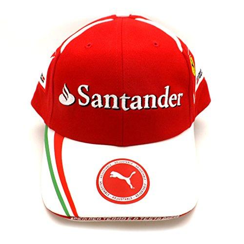Ferrari F1 da corsa Replica SF squadra Puma berretto da rosso ufficiale 2016