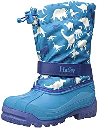 Hatley Silhouette Dinos Winter Boots, Boys' Snow Boots
