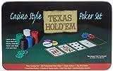 New York Gift Texas Holdem Poker Set