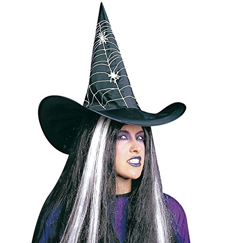 Witch Printed Halloween Witch Hats Caps and Headwear for Fancy Dress Costumes (Ideen Kostüm Hexer)