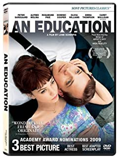 An Education by Carey Mulligan