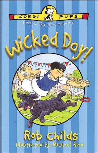Wicked Day! (Corgi Pups) -